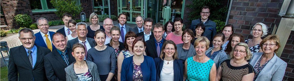 Alle Mitarbeiter der KUBUS GmbH